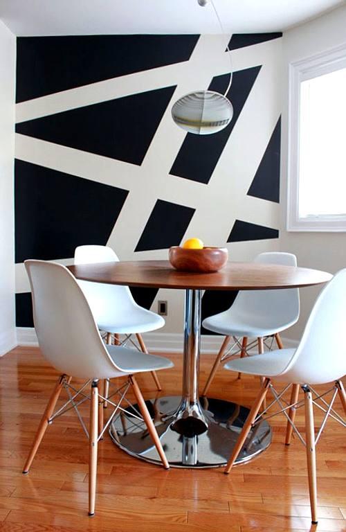Muebles cl sicos del dise o moderno en el comedor for Clasicos del diseno muebles