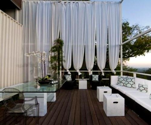 Decoraci n con cortinas ideas originales decoracion in - Ideas originales decoracion ...
