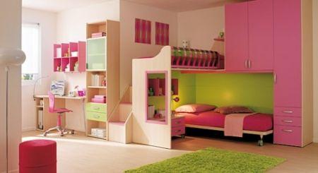 C mo decorar cuartos de j venes compartidos decoracion in - Ideas para pintar habitaciones ...