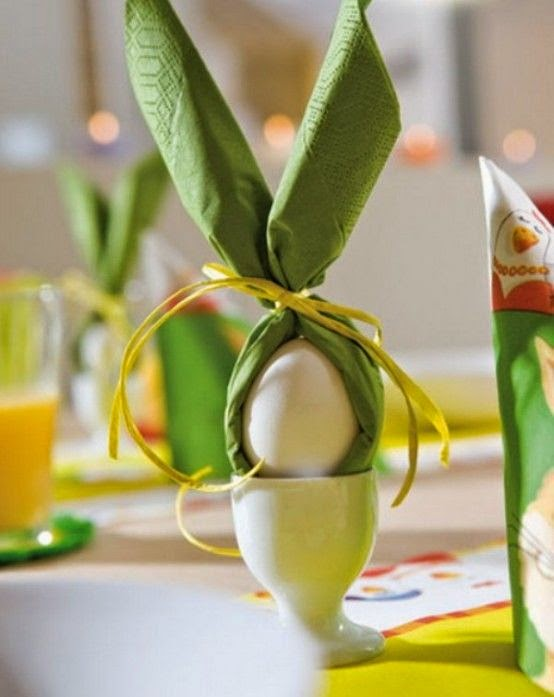 decoración Easter
