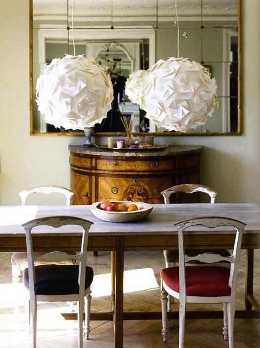 Decoración Estilo Vintage para Comedores - Decoracion.IN