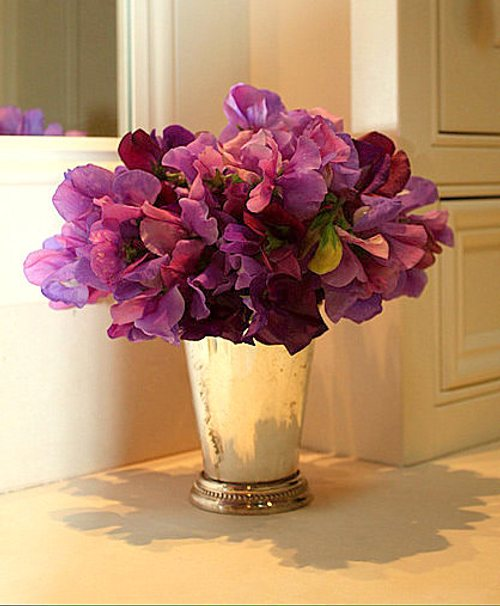 decoracion inspirada en flores