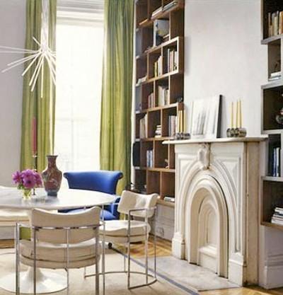 decoracin de interiores con chimeneas de obra