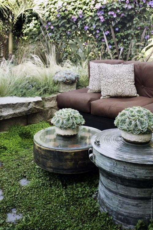 Decoraci n de jardines con plantas suculentas decoracion in - Decoracion de jardines con plantas ...