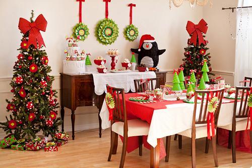 Decoraci n navidad ideas para crear rincones originales for Adornos originales para navidad