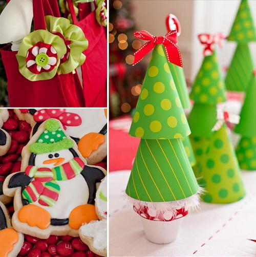 Decoraci n navidad ideas para crear rincones originales - Adornos de navidad originales ...