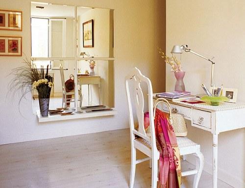 Decoracion oficina elegante simple casa - Arreglar silla oficina se queda baja ...