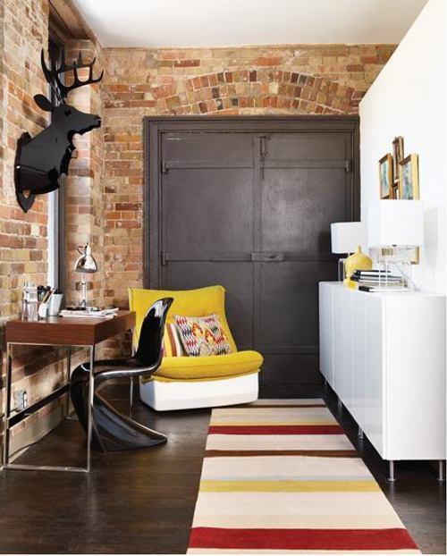 Decoraci n de una oficina con ideas y estilo decoracion in for Decoracion oficina creativa