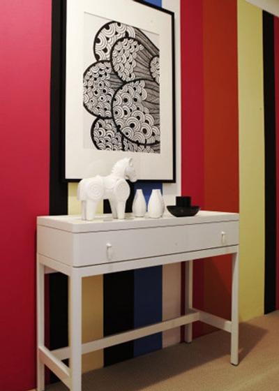 Decoraci n de paredes con estilo decoracion in for Decoracion 3d para paredes