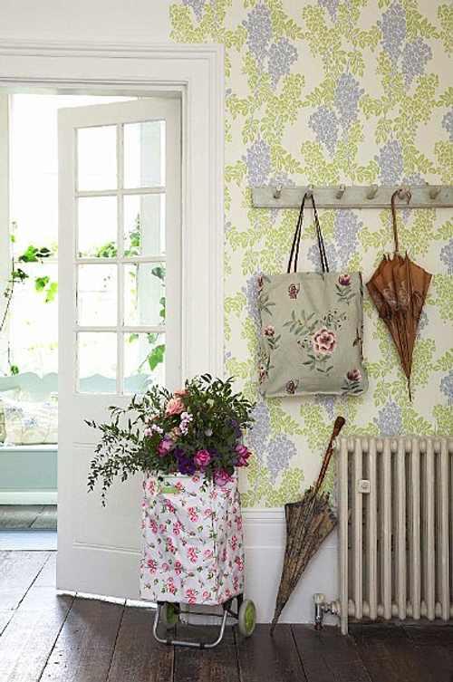 cómo decorar un recibidor