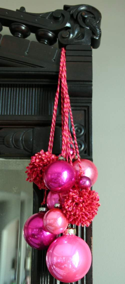 DIY simple navideño