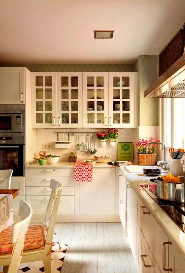 decorar una cocina y comedor