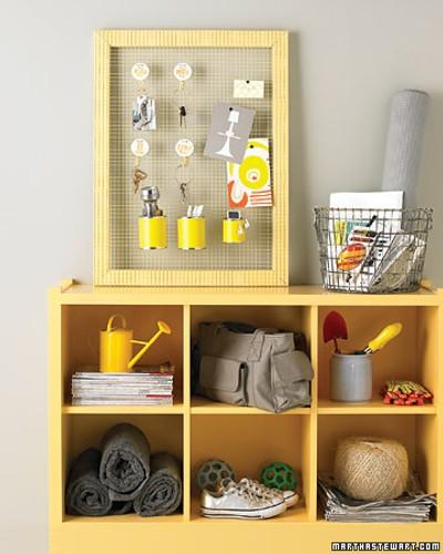 decorar con color e ideas el vestibulo