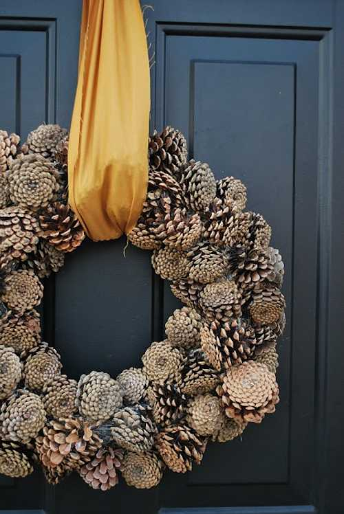 decorar con detalles naturales