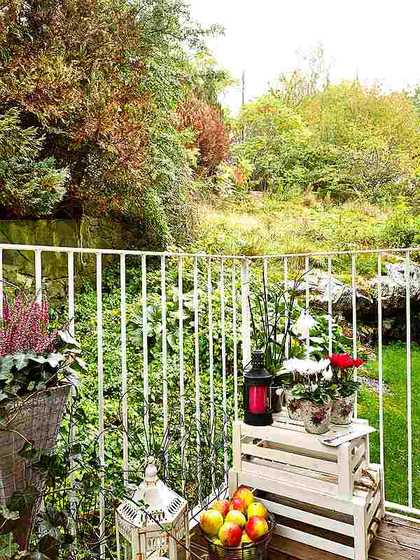 decorar con detalles la terraza