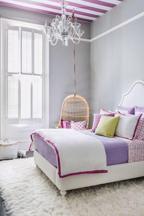 decorar con diseño un dormitorio de niñas