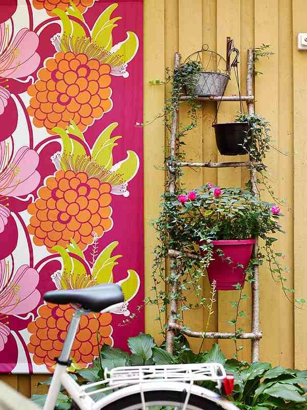 decorar el exterior