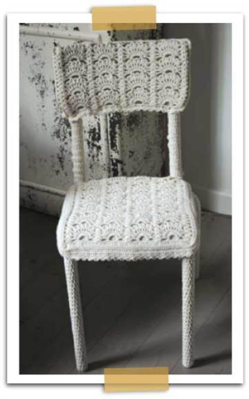 Decorar la casa con ganchillo o crochet decoracion in for Tejidos decoracion hogar