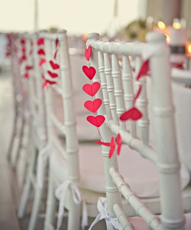 6 exquisitas manualidades para san valentin decoracion in - Decoracion con fotos ...