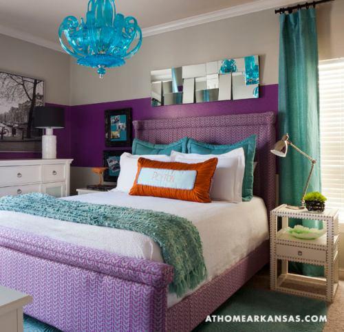 decorar e iluminar dormitorios