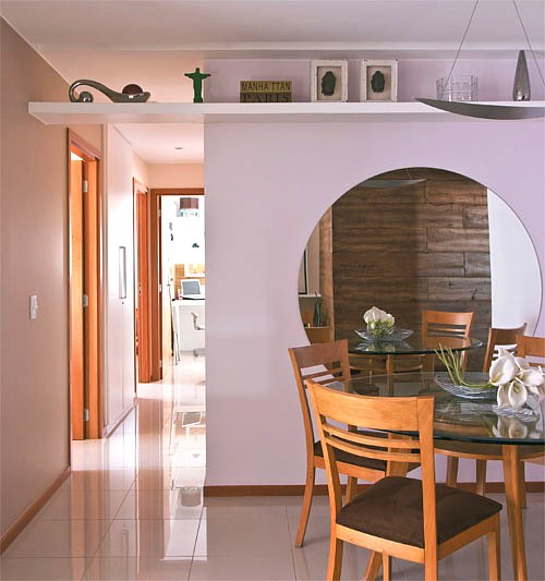 decorar interiores con espejos