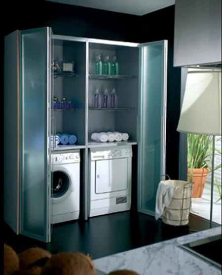 Decorar una lavander a decoracion in for Ideas para lavaderos de casas