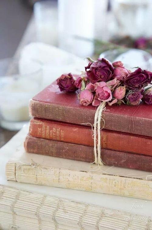 Ideas para decorar con libros decoracion in for Decoracion con libros