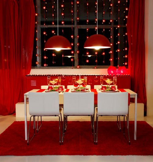 Decorar la mesa de navidad con ikea decoracion in - Decorar la mesa ...