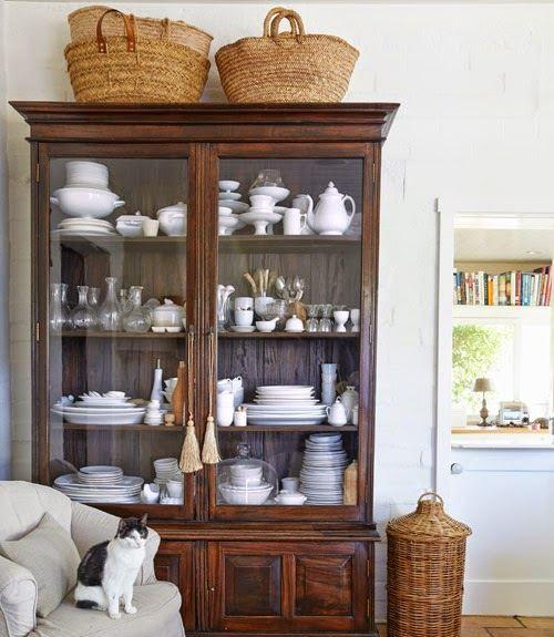 Decora tu casa con muebles vintage decoracion in for Decoracion muebles vintage