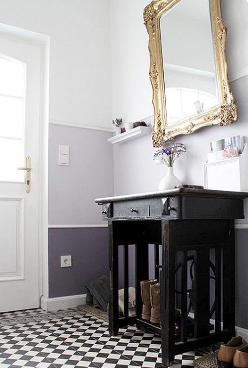Decorar el recibidor con estilo y buenas ideas decoracion in - Como decorar un recibidor ...