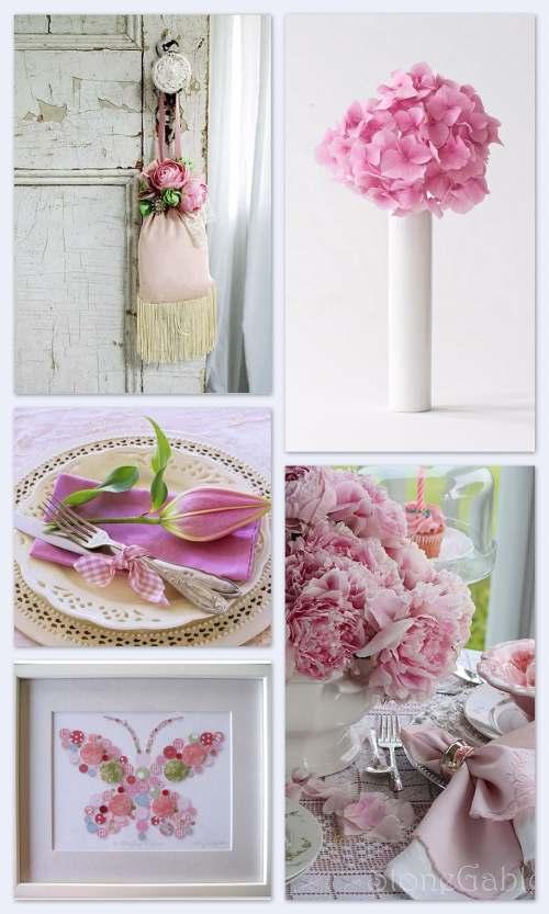Detalles rosa para la decoraci n de tu casa decoracion in for Detalles de decoracion