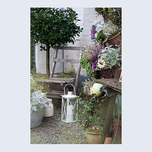 Faroles para la decoraci n del jard n decoracion in - Faroles de jardin ...