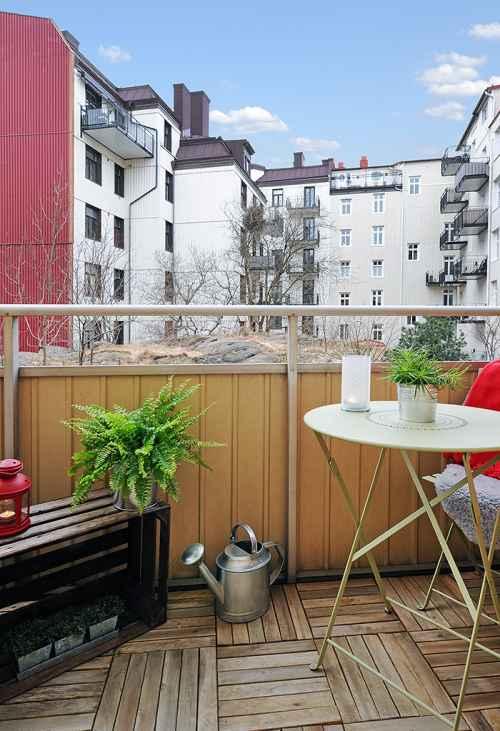 Detalles simples para la decoraci n de terrazas - Decoraciones de terrazas ...
