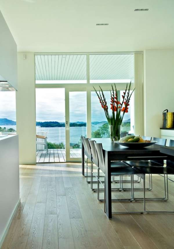 Dise o de interiores de un espacio abierto decoracion in for Decoracion espacios abiertos