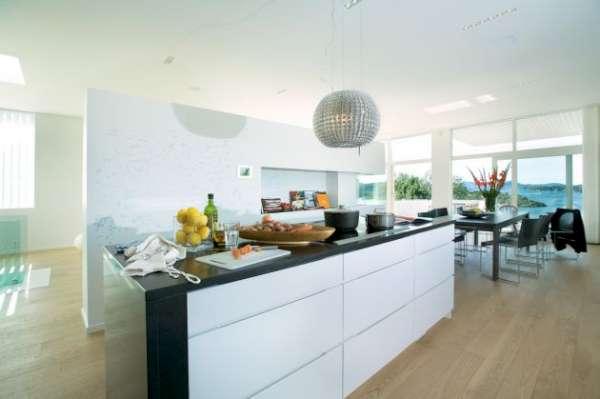 cocinas y comedores integrados