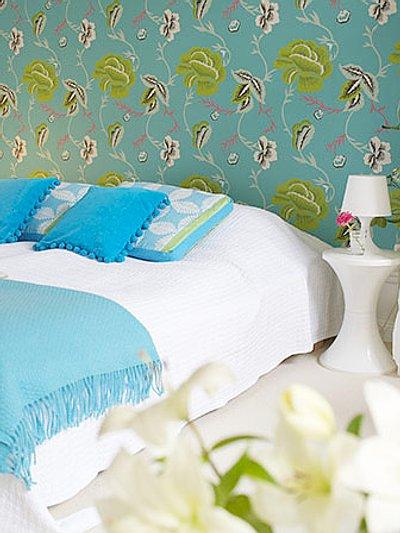 Ideas simples para renovar la decoraci n decoracion in for Papel pared diseno