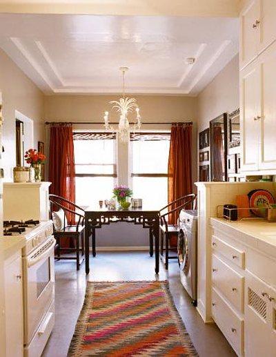 Ideas para separar la cocina del comedor decoracion in - Dividir ambientes ...
