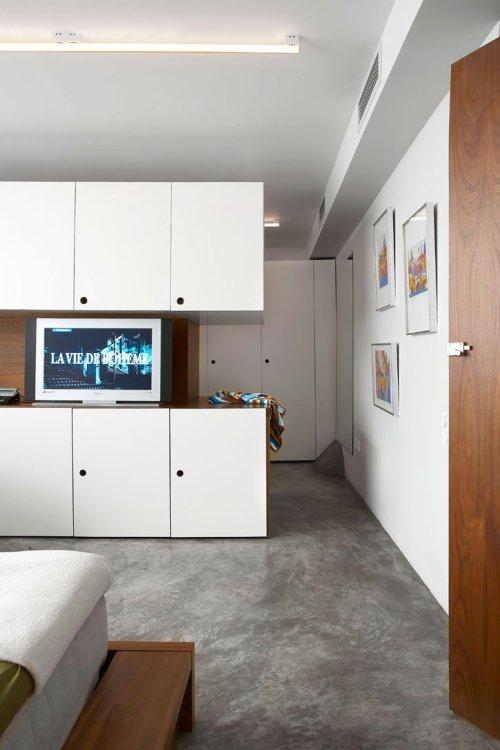Muebles para separar ambientes
