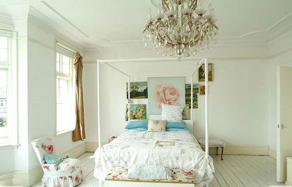 Dormitorios estilo shabby chic decoracion in - Decoracion vintage dormitorio ...