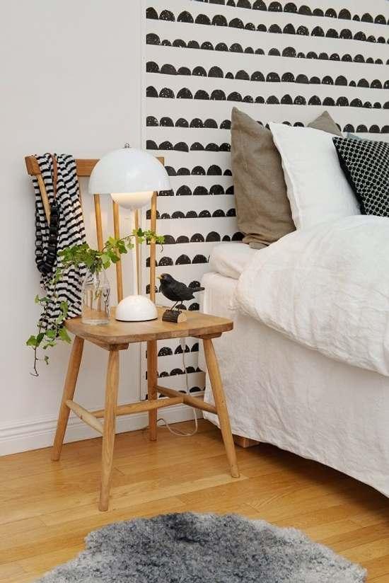 dormitorio informal y juvenil
