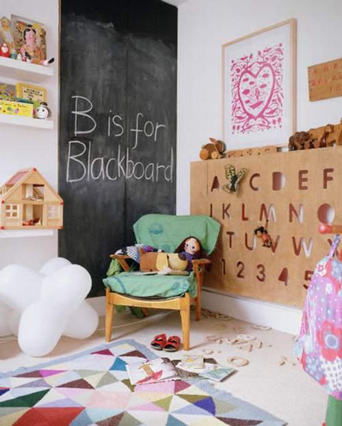 Inspiradores dormitorios para ni os decoracion in - Decoracion ninos dormitorios ...