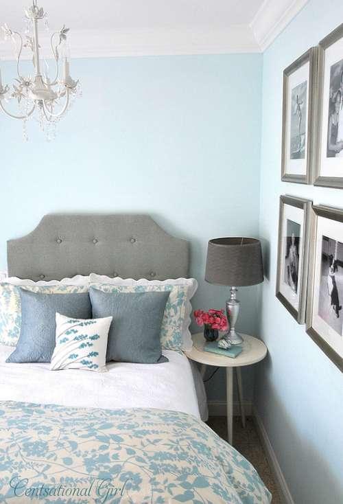 Dormitorios juveniles femenino y en tonos pastel - Decoracion dormitorios juveniles femeninos ...