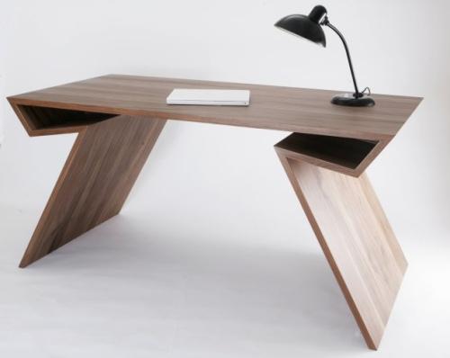 New Designs Of Table : Escritorio Moderno y Geométrico - Decoracion.IN