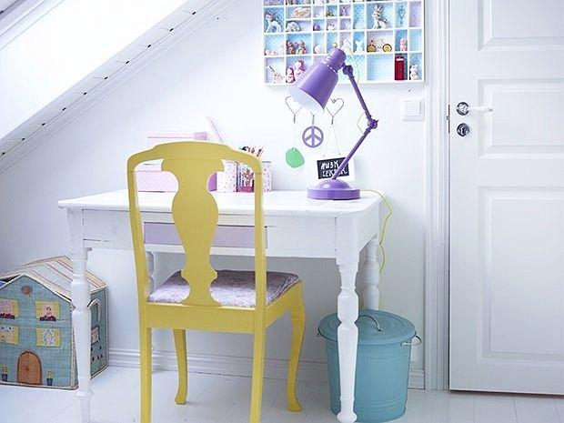 espacio de estudio femenino