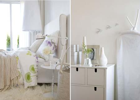 Espacios blancos y minimalistas decoracion in - Decoracion de interiores en blanco ...