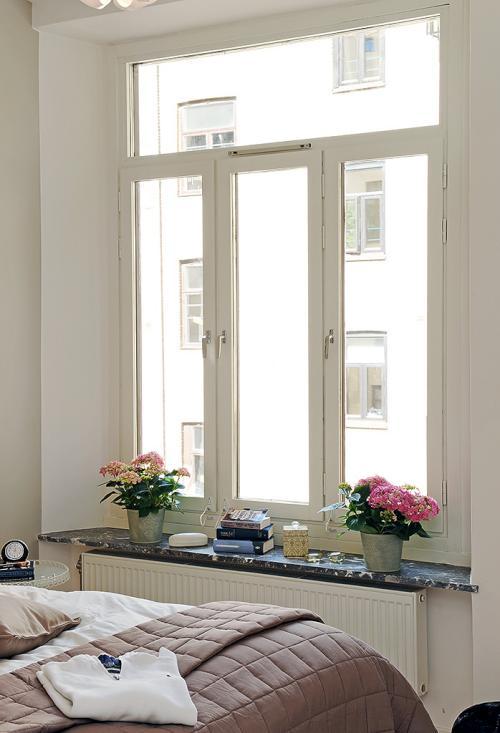 Estilo escandinavo en un moderno apartamento decoracion in - Decoracion estilo escandinavo ...