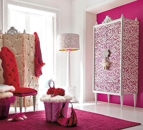 Decoracion Habitaciones Ni?as ~ Glamourosos y Coloridos Dormitorios de Ni?as  Decoracion IN
