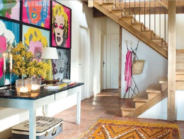 hogar contemporáneo