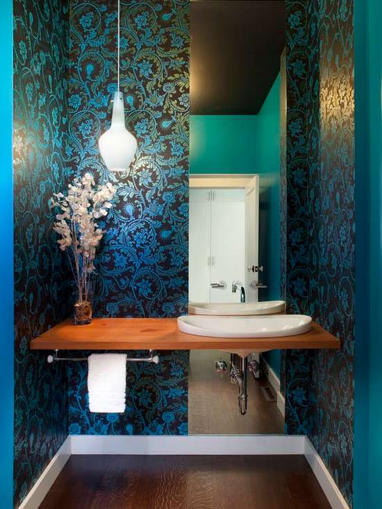 Small bathroom space saver ideas midcityeast como - Como decorar un bano ...