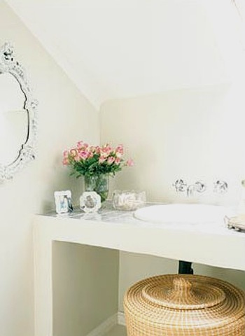 idea para decorar el baño